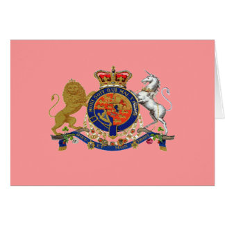 Royal Emblem ~ Card / Invitations