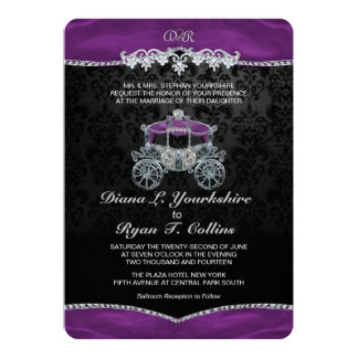 Royal Fairytale Invitation