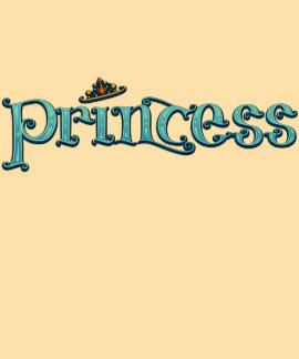 Royal Family Princess T-shirts