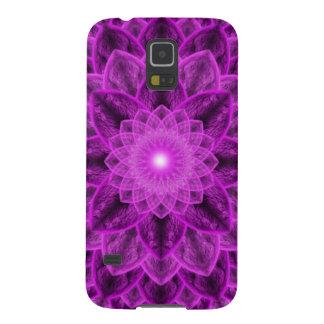 Royal Flower Mandala Galaxy S5 Cover