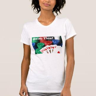 royal flush, Beat This! T-Shirt