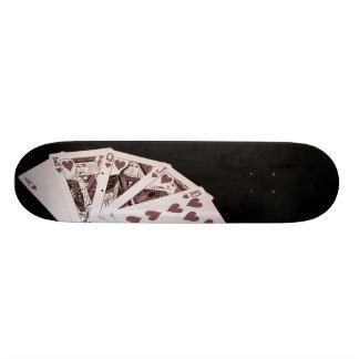 Royal Flush Deck Skateboard