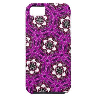 Royal Fractal iPhone 5 Case