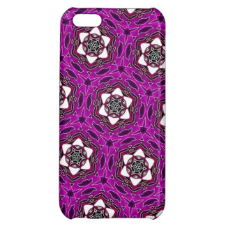 Royal Fractal iPhone 5C Cover