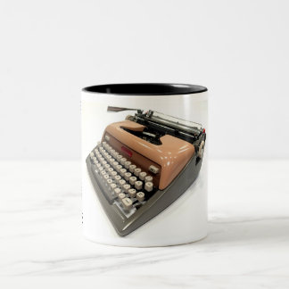 Royal Futura 800 typewriter Two-Tone Mug