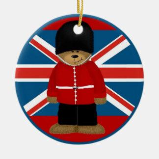 Royal Guard Bear Ornament