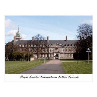 Royal Hospital Kilmainham Dublin Ireland Postcards