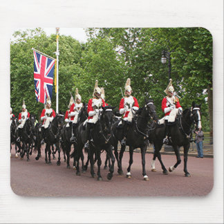 Royal Household Cavalry, London Mouse Pad