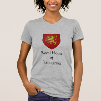 Royal Houseof Plantagenet - Customized T-Shirt