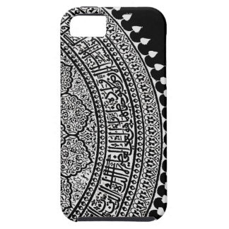royal Indian art iPhone 5 Cover