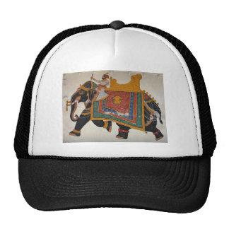Royal Indian Elephant Cap
