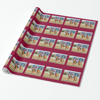 Royal Inheritance - Manny Franco Wrapping Paper