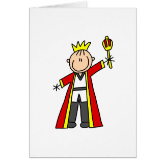 Royal King Card