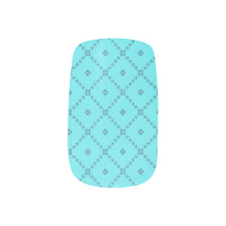 Royal Light Blue Nail Wraps