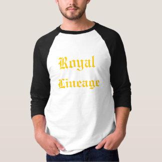 """Royal Lineage """"Royal Lineage family"""" Baseball tee"""