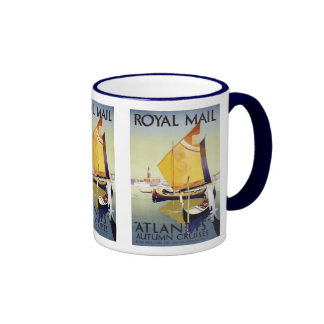 "Royal Mail ""Atlantis"" Autumn Cruises Mugs"