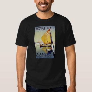 "Royal Mail ""Atlantis"" Autumn Cruises Shirt"