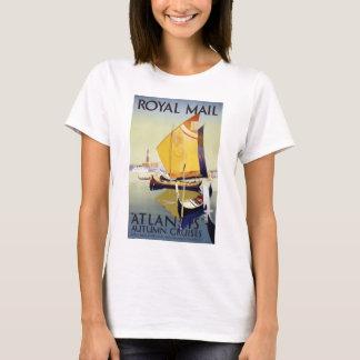 "Royal Mail ""Atlantis"" Autumn Cruises T-Shirt"