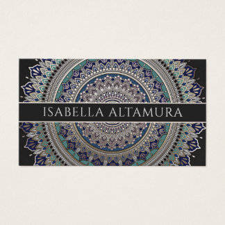 Royal Mandala Business Cards