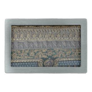 Royal Mosaic Belt Buckle