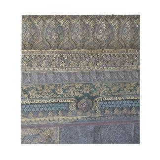 Royal Mosaic Notepad