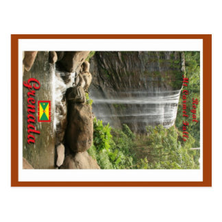 Royal Mt Carmel Falls Postcard