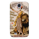 Royal Muscat Vintage Wine Drink Ad Art Galaxy S4 Covers