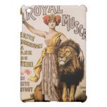 Royal Muscat Vintage Wine Drink Ad Art iPad Mini Cover