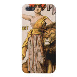 Royal Muscat Vintage Wine Drink Ad Art Case For iPhone 5