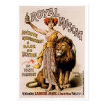 Royal Muscat Vintage Wine Drink Ad Art Postcards