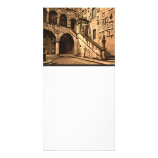 Royal Museum i e Bargello Museum Photo Card Template