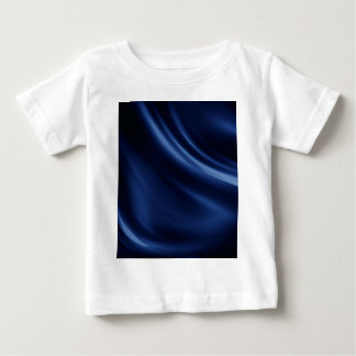Royal navy blue velvet silk textile elegant chic tees