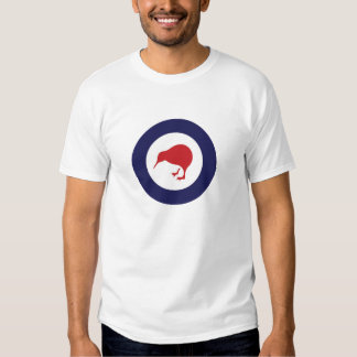 Royal New Zealand Air Force Roundel T-shirts