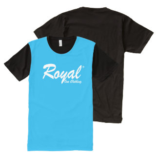 Royal One T-Shirt All-Over Print T-Shirt