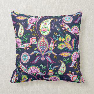 Royal Paisley Cushion