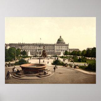 Royal Palace Berlin Germany Posters