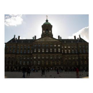 Royal Palace of Amsterdam Postcards
