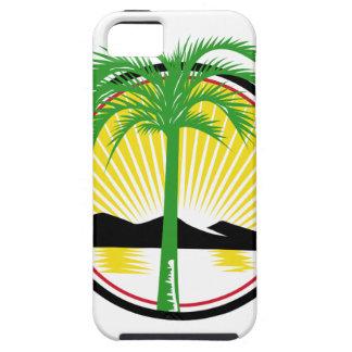 Royal Palm Beach Sea Mountain Retro iPhone 5 Case