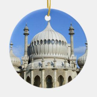 Royal Pavilion, Brighton, Sussex, England Ceramic Ornament