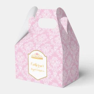 Royal Princess Celebration Invitation Gable Box