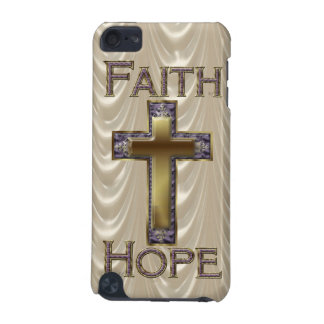 Royal Purple Cross iPod Touch (5th Generation) Cover