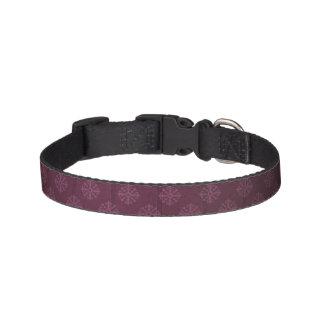 Royal Purple Dog Collar