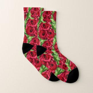Royal Red Roses Regal Romance Crimson Lush Flowers 1