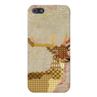 Royal Reindeer iPhone Case iPhone 5 Cases
