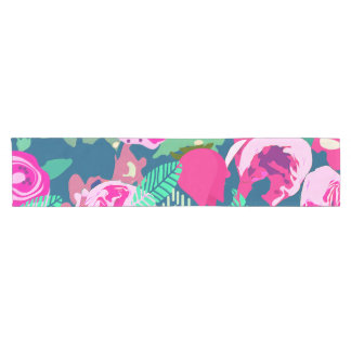 Royal Roses Short Table Runner