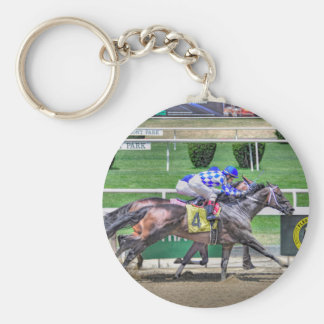 Royal Saint & Great Stuff Basic Round Button Key Ring