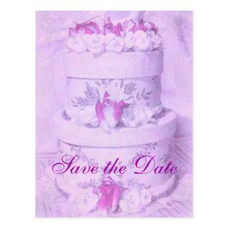 Royal Save the Date Postcard