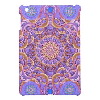 Royal Seal Mandala iPad Mini Covers