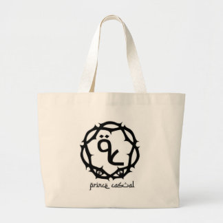 Royal Service collection #1 Large Tote Bag