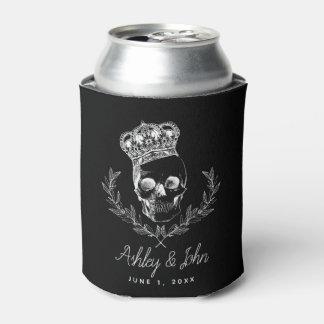 Royal Skull Can Cooler